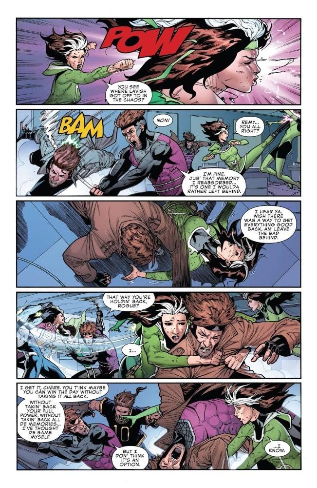 Rogue & Gambit