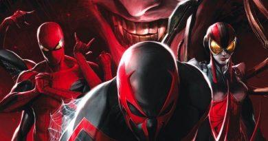 Spider-Man 2099, Spiderversum