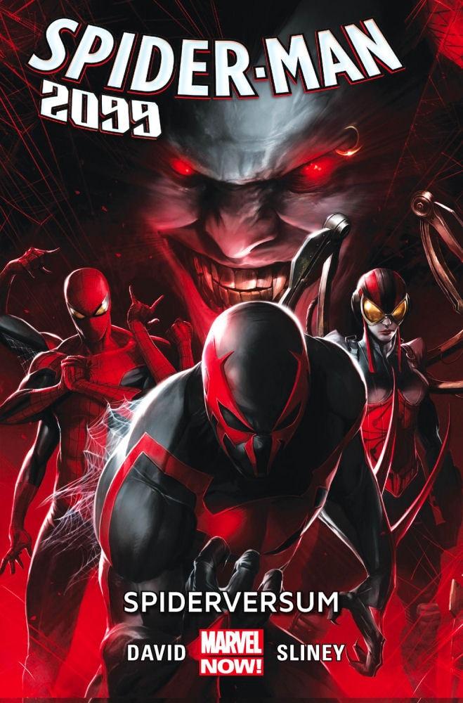 """Spider-Man 2099: Spiderversum"" – Recenzja"