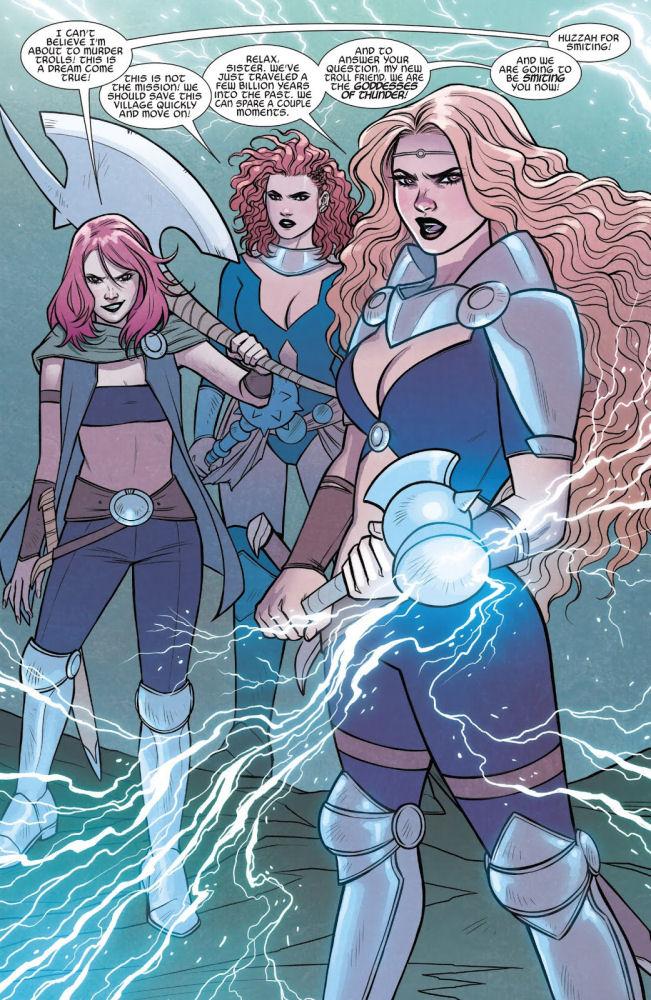 The Mighty Thor, Thor, Jane Foster, Thor Odinson, Asgard