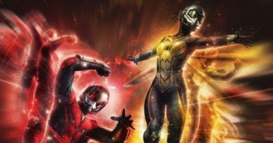 Ant-Man and The Wasp nowe grafiki