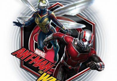 """""""Ant-Man and The Wasp"""" – Nowe szkice i finałowy trailer!"""