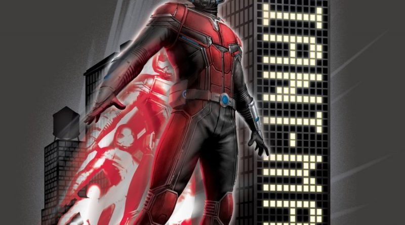 Ant-Man and The Wasp, Giant-Man