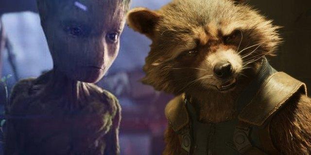 James Gunn o słowach Groota do Rocketa