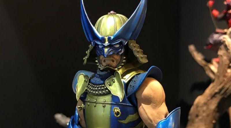 samurajskiej, Wolverine