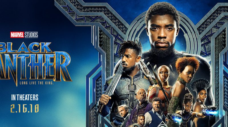 Black Panther, Czarna Pantera