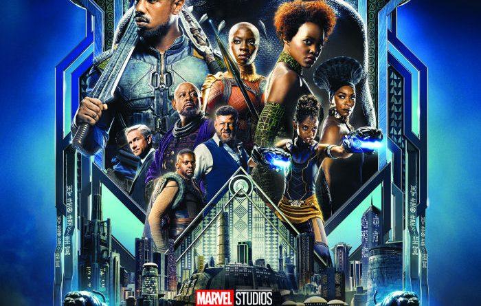 Black Panther, Czarna Pantera, DVD, BR