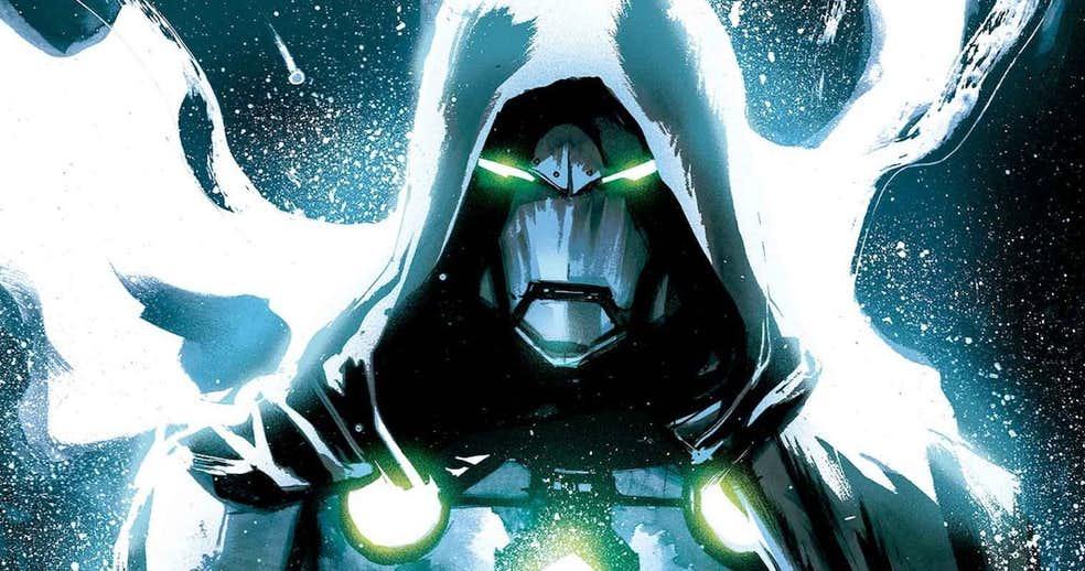 Doctor Doom, Victor Von Doom, Infamous Iron Man