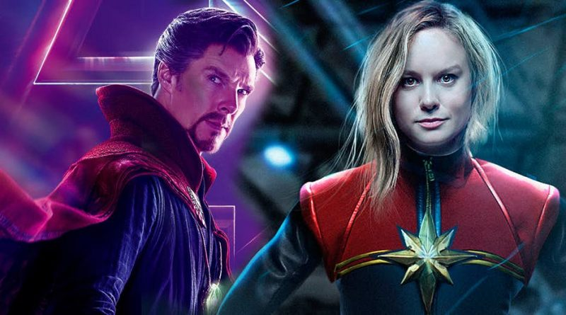 Teoria Strange -Captain Marvel