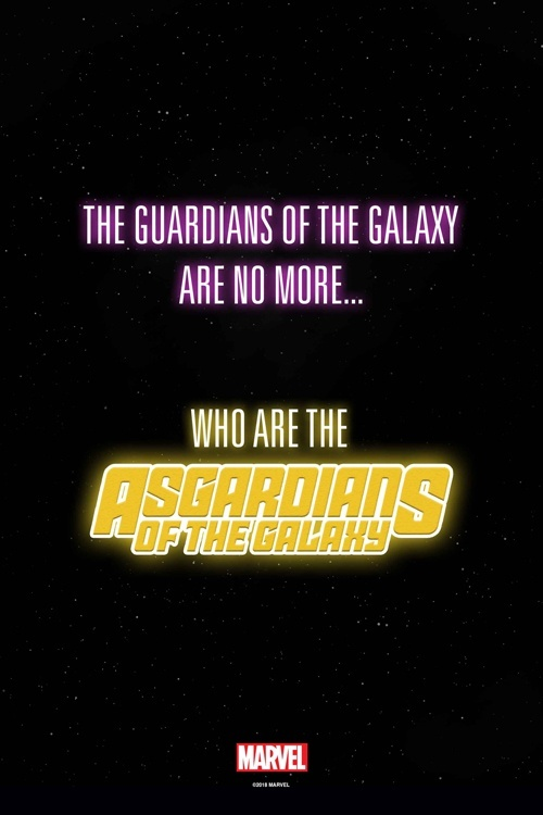 Guardians of the Galaxy, Asgardians of the Galaxy