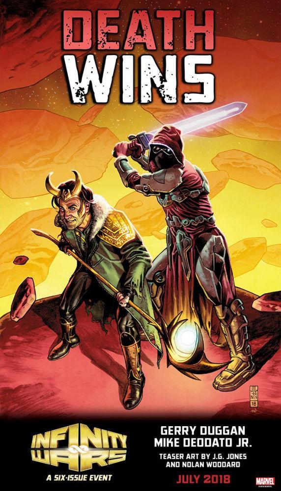 Loki, Requiem, Infinity Wars