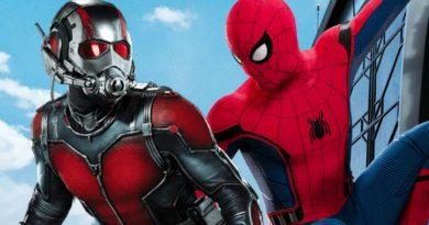 Spider-Man, Ant-Man, Civil War