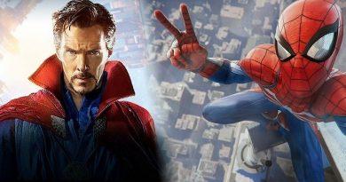 Spider-Man, PS4, Doctor Strange
