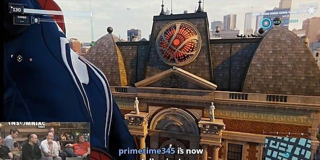 Spider-Man, PS4, Doctor Strange, PlayStation 4, New York