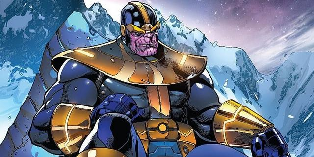 Thanos - Josh Brolin