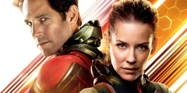 Ant-Man i Wasp - Paul Rudd i Evangeline Lilly