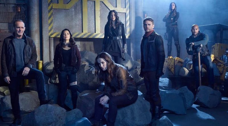 Agents of S.H.I.E.L.D., SHIELD