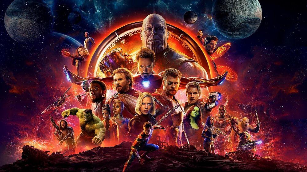 Wojna Bez Granic, Infinity War