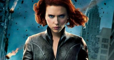 Black Widow, Scarlett Johansson