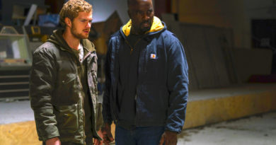 Iron Fist, Luke Cage