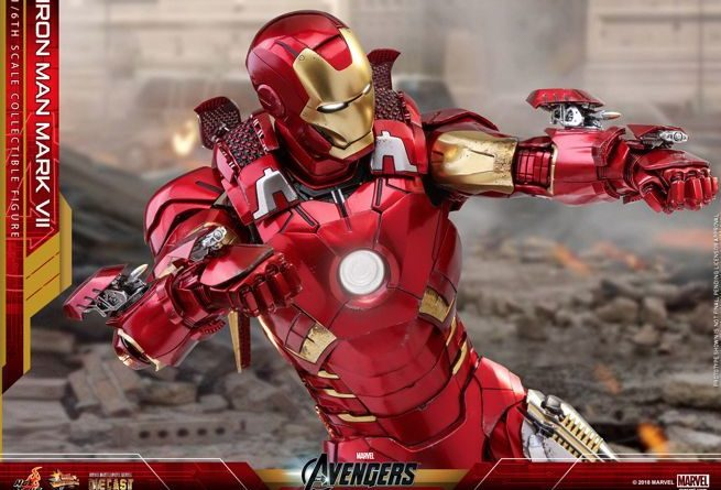 Iron Man Mark VII, Hot Toys (1)