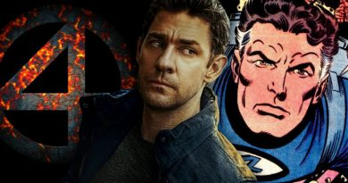 John Krasinski, Reed Richards