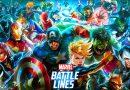 """Karcianka """"Marvel Battle Lines"""" zapowiedziana!"""