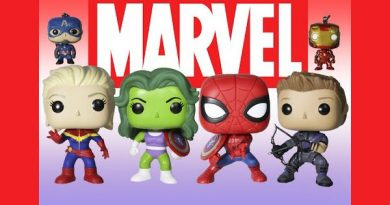 Marvel, Funko Pop