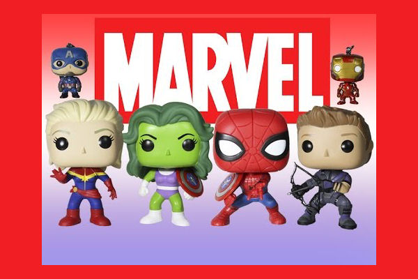 Marvel, Funko Pop