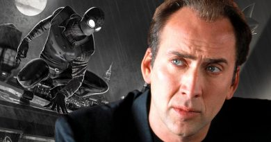 Spider-Man Into the Spider-Verse, Spider-Man Noir, Nicolas Cage