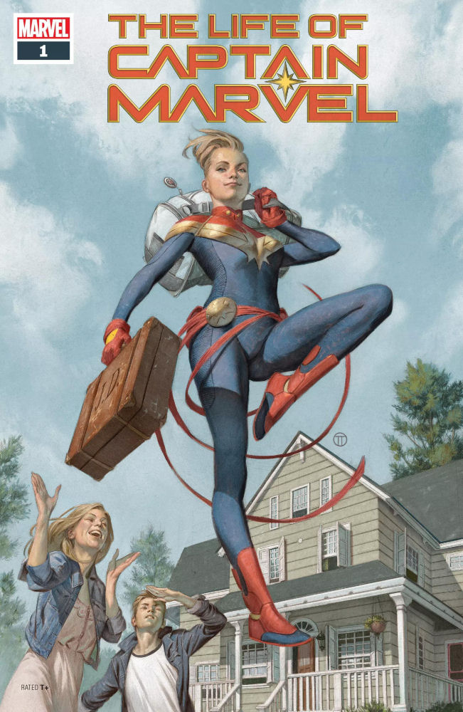 """The Life of Captain Marvel #1"" (2018) – Recenzja"