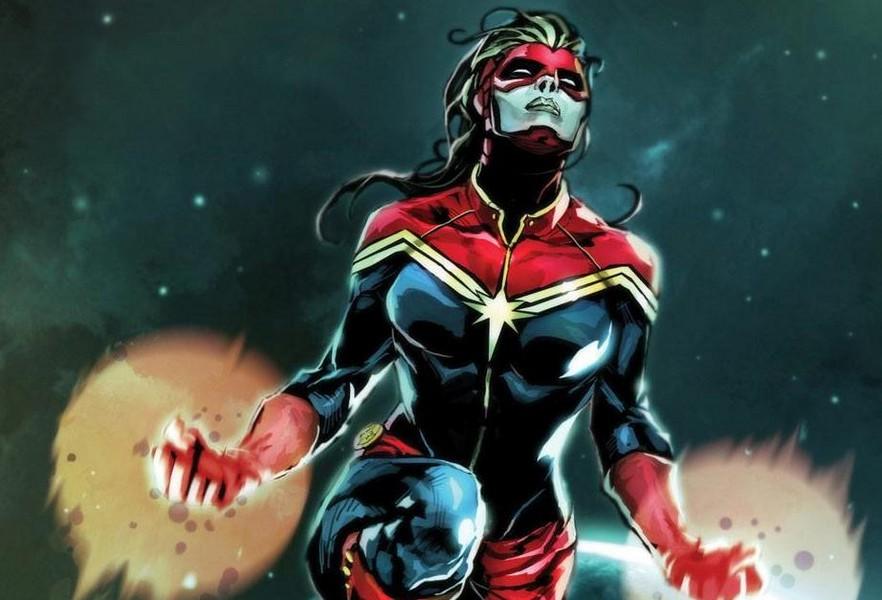 Samuel L. Jackson, Captain Marvel, Carol Danvers