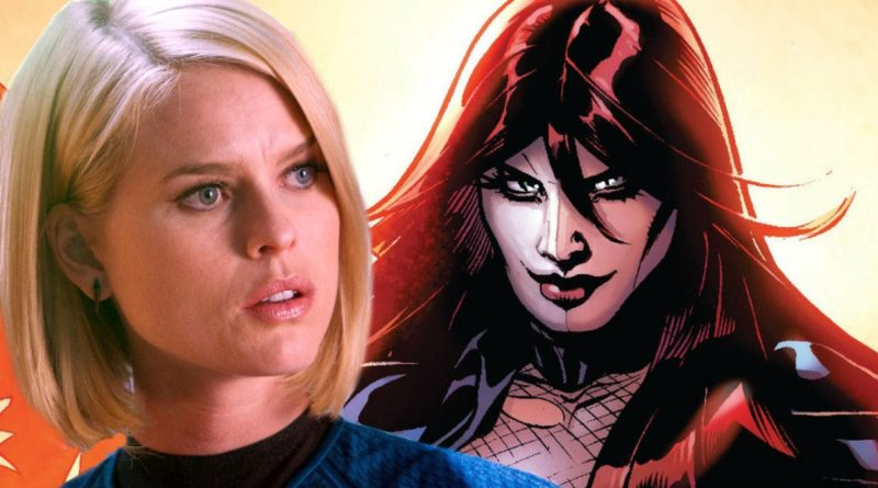 Typhoid Mary, Alice Eve, Iron Fist