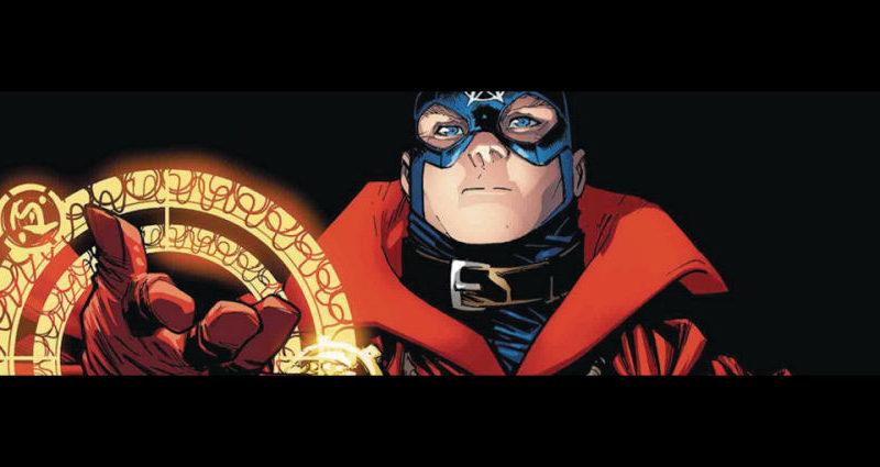 Kapitan Ameryka, Captain America, Doctor Strange, Soldier Supreme