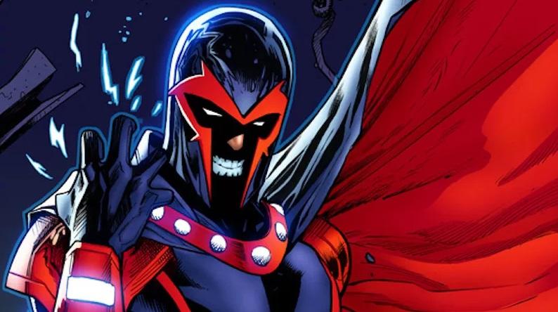 Bractwo Złych Mutantów, Magneto, Brotherhood of Evil Mutants