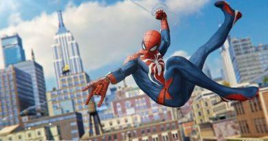 Spider-Man, PS4, PlayStation 4