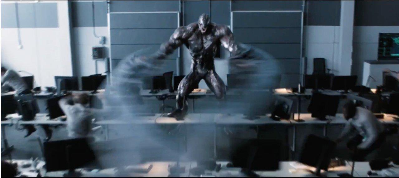 Riot, Venom
