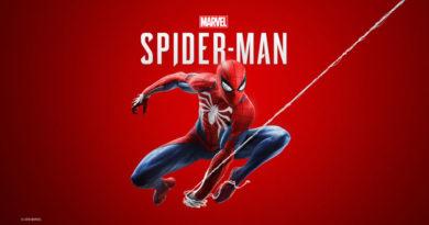 Spider-Man, Marvel's Spider-Man, Insomniac Games, Box-Art