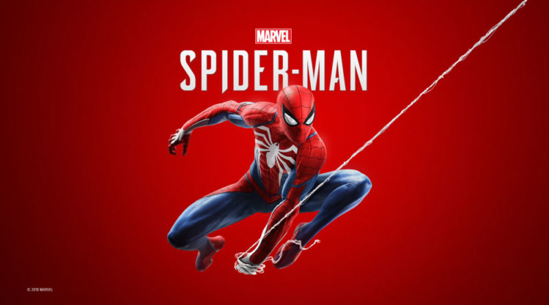 Spider-Man, Marvel's Spider-Man, Insomniac Games, Box-Art