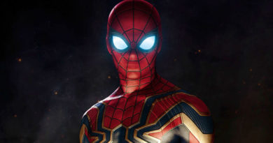 Spider-Man. Iron Spider, Infinity War