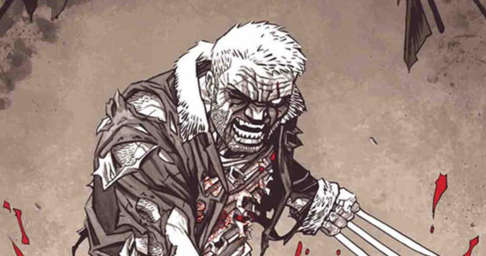 """Marvel zapowiada komiksową serię """"Dead Man Logan"""""""