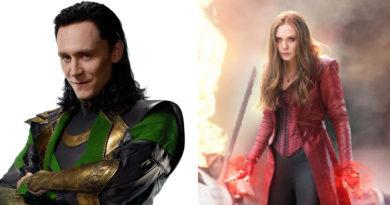 Loki, Scarlet Witch