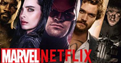 Marvel, Netflix, Daredevil, Jessica Jones, Luke Cage, Iron Fist, Defenders, Punisher