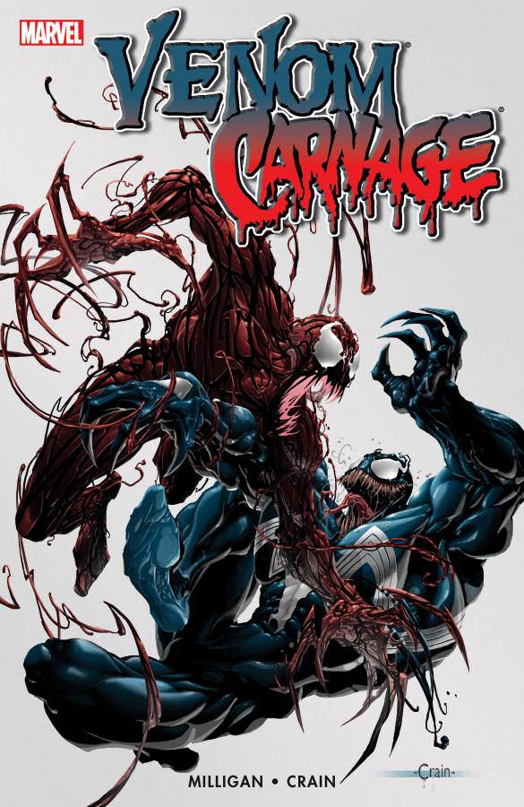 """""""Venom Vs. Carnage"""" (2004) – Recenzja"""