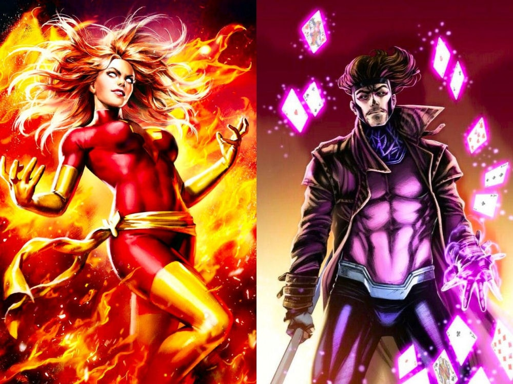 X-Men Dark Phoenix, Gambit