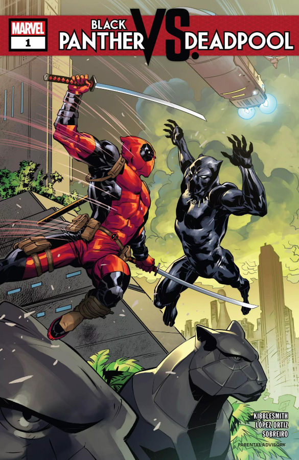 Black Panther, Deadpool