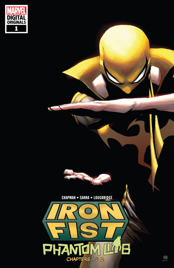 """Iron Fist #1"" (2018 / Marvel Digital Original) – Recenzja"