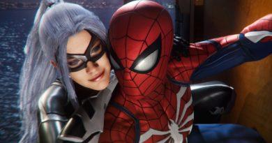 Spider-Man, The Heist, Black Cat, DLC