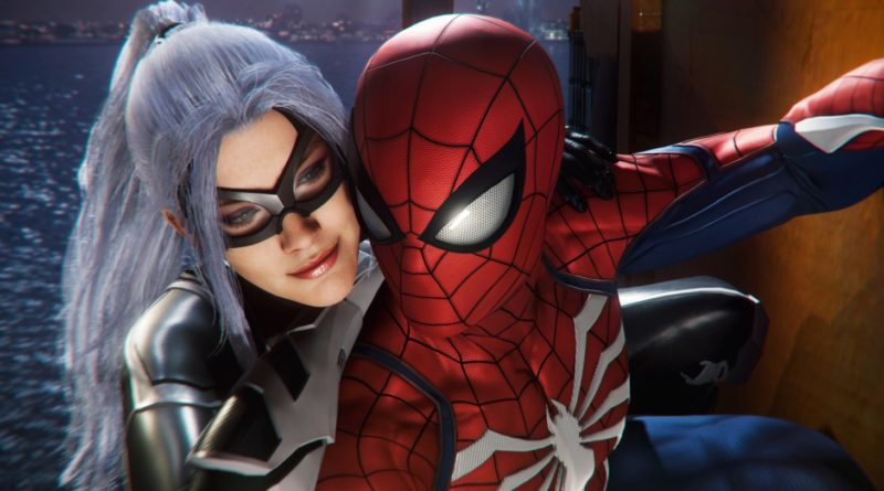 Spider-Man, The Heist, Black Cat, DLC