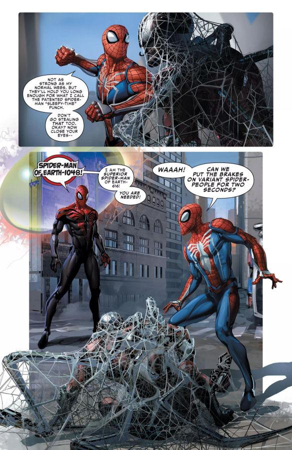 Spider-Man, Spider-Geddon